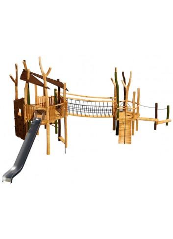 Gran estructura de Robinia
